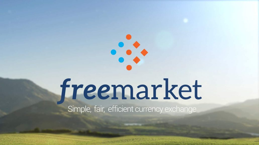 Freemarket FX animated commercial