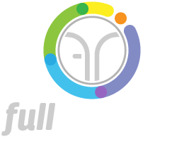 full rotation logo dark