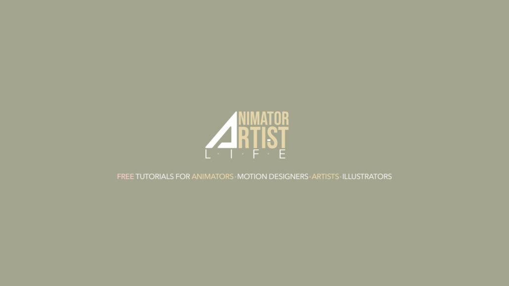 Animator artist life free tutorials